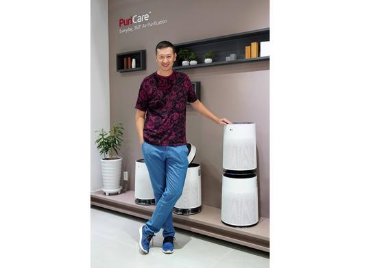 LG PuriCare – свежесть горного воздуха в Вашем доме