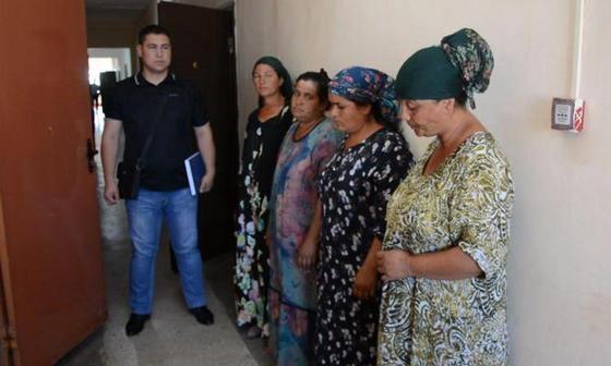 Мошенниц-гипнотизерш из Узбекистана задержали в Туркестане