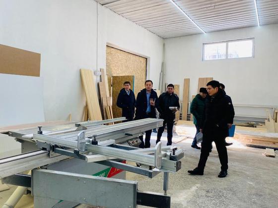 Производственные хабы планируют открыть во всех районах Алматы