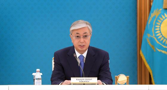 Чрезвычайное положение ввели в Казахстане