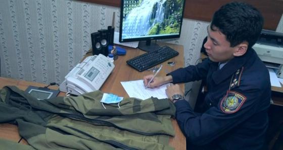 Неизвестный с ножом и в маске напал на АЗС в Петропавловске