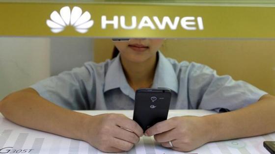 Huawei наказала сотрудников из-за твита с айфона