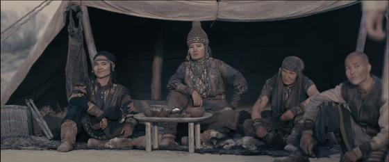 Кадр из из фильма «Томирис»