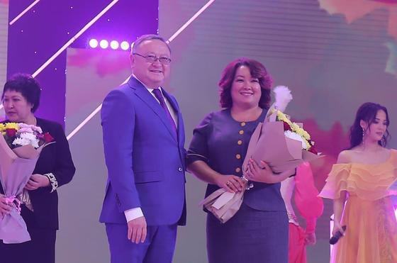 В Актюбинской области чествовали педагогов