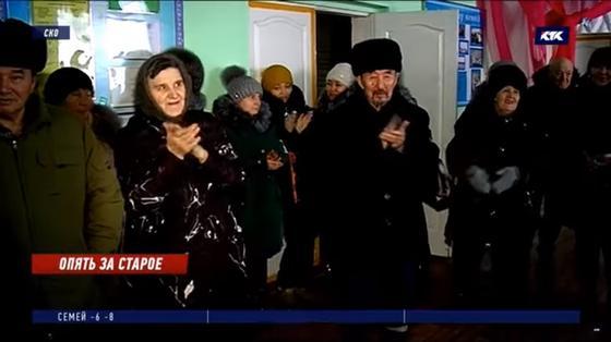 Якорьские сельчане отстояли оскандалившегося акима