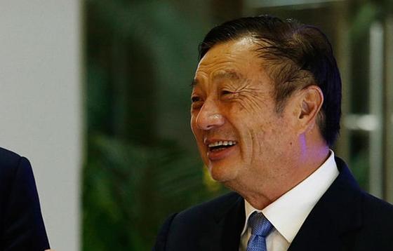 Основатель Huawei впервые высказался о скандале вокруг компании