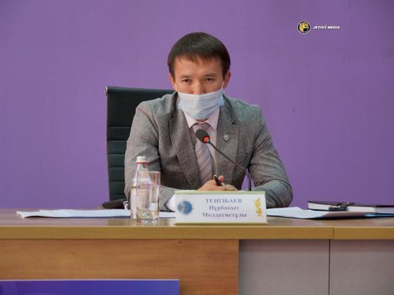 Нурбакыт Тенизбаев