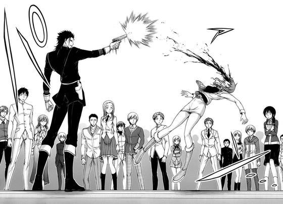 «Грабитель» (аниме): рейтинг