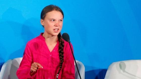 «Вы украли мои мечты и мое детство»: школьница произнесла гневную речь на саммите ООН