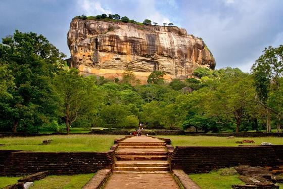 Гора на Шри-Ланке