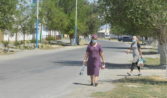 Фото: акимат Туркестанской области