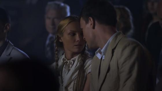 Кадр из сериала «Снайперы: Любовь под прицелом»
