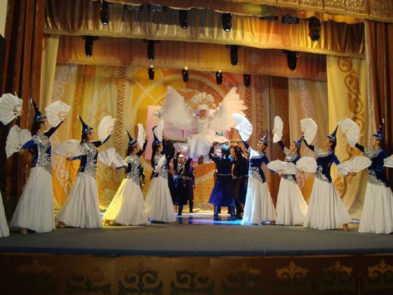 Пятилетие отметит фестиваль « Фламинго» в Коргалжынском районе