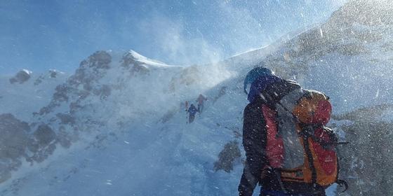 """""""Найти их вряд ли удастся"""": эксперт высказался о поисках пропавших алматинских альпинистов"""