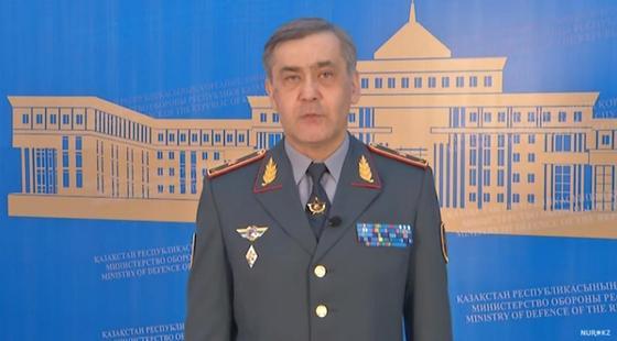 Министр обороны высказался о крушении вертолета в Кызылординской области (видео)