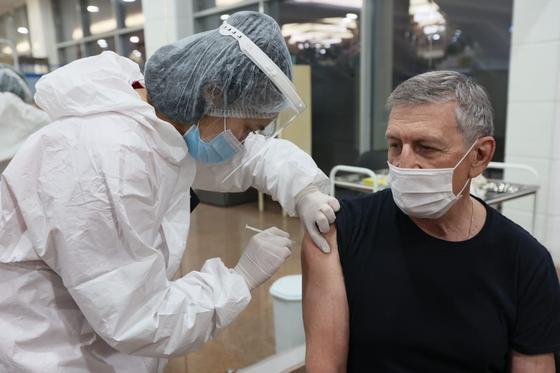 Вакцинация в Алматы