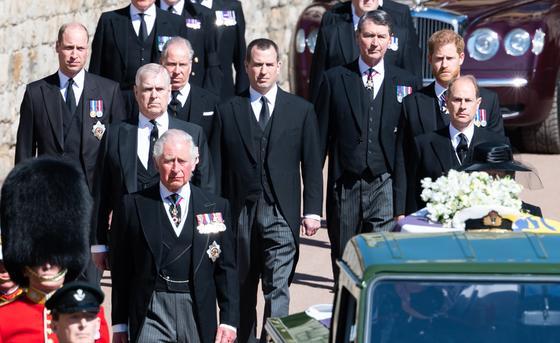 Похороны принца Филиппа, герцога Эдинбургского