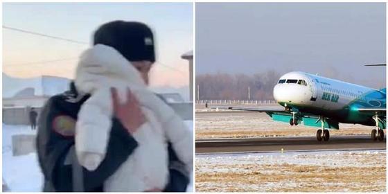 Крушение самолета в Алматы: снимок со спасением младенца назвали кадром дня