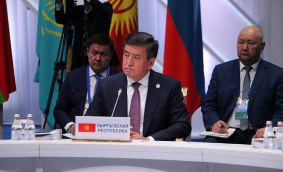 Токаев, Назарбаев, Путин, Лукашенко и Жээнбеков собрались в Нур-Султане
