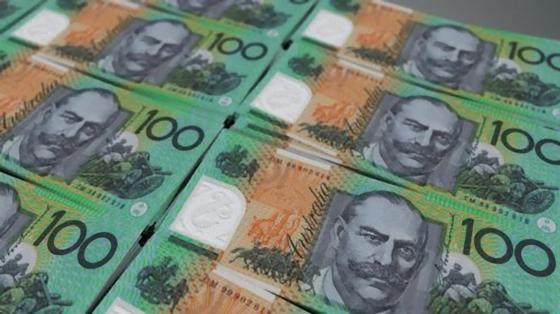 Стодолларовые австралийские купюры