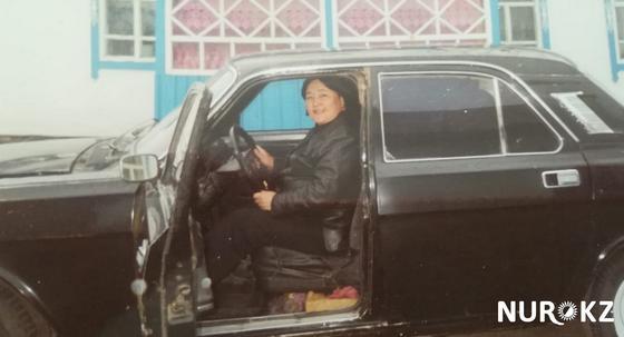 Гүлдарай Жанғалиева. Фото жеке мұрағаттан