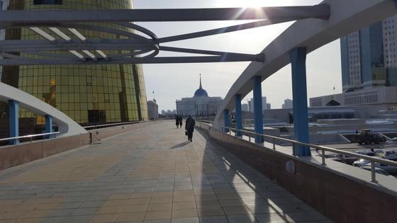 Касым-Жомарт Токаев вступает в должность президента (онлайн)