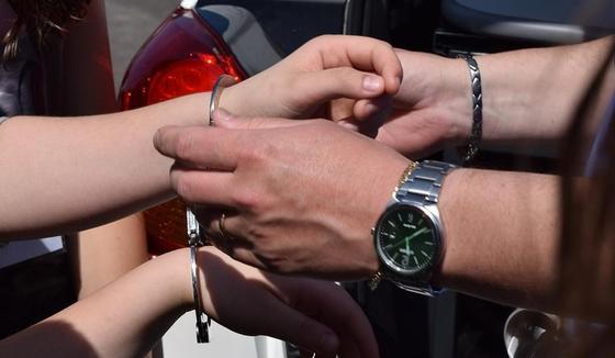 """Вор в законе Шошия и трое """"авторитетов"""" попались полиции"""
