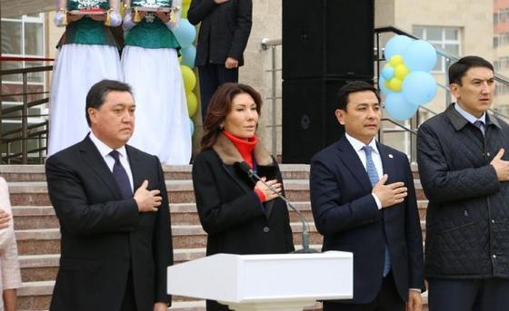 Алия Назарбаева поделилась воспоминаниями о школе