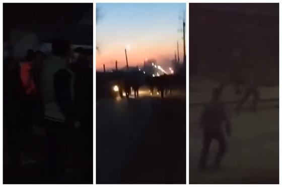 Видео с массовой драки прокомментировали в полиции Жамбылской области