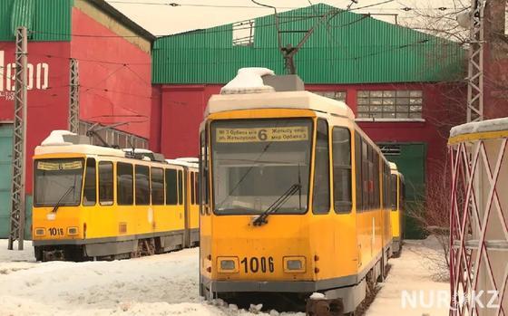 «Невозможно вернуть»: Сагинтаев о трамваях