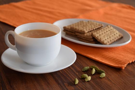 Кофе и кардамон