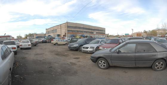 Украденный у Тимати спорткар забрали со стоянки в Петропавловске после 14 лет простоя
