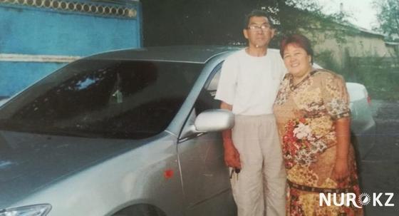 """Казахская таксистка, которую прозвали """"Тетя мерс"""""""