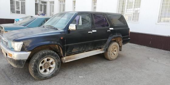 Рецидивист угнал три машины у женщин и сдал на металл в Уральске