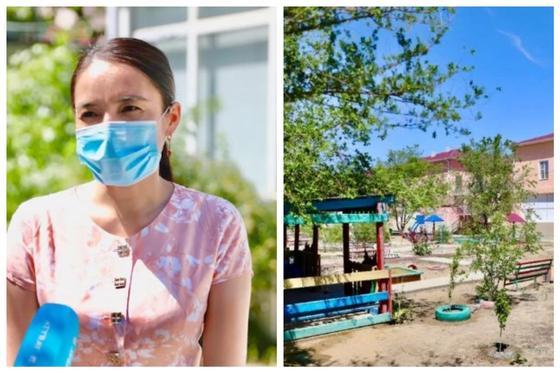 Атырау облысында балабақшаның үш бірдей қызметкерінен коронавирус анықталды