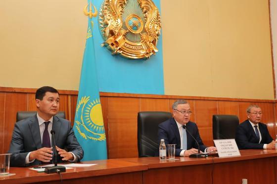 Уразалин сменил еще двух акимов в Актюбинской области