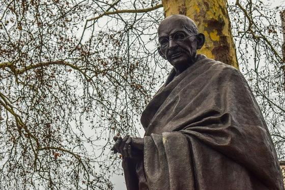 Останки Махамты Ганди украли в день его 150-летия