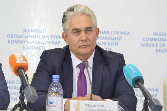 Скончался экс-кандидат в президенты Казахстана, эколог Мусагали Даумеков