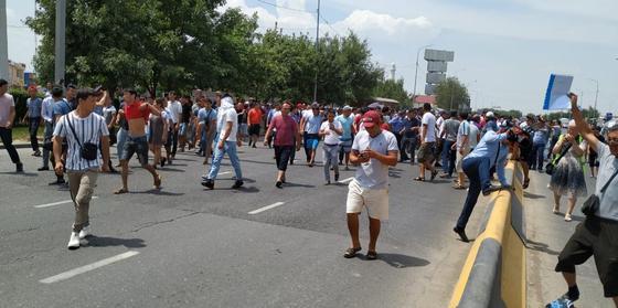 Жители Арыси смогут вернуться домой 28 июня