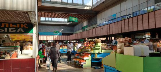 Зеленый базар закрыт на месяц решением суда