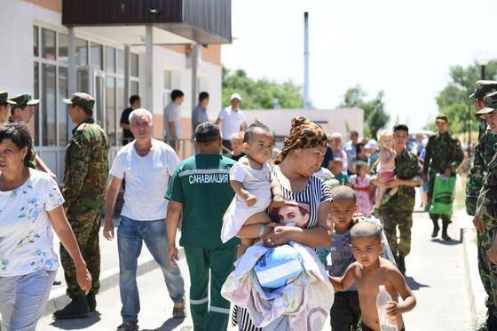«Атамекен» открыл сбор средств для помощи пострадавшим в городе Арысь