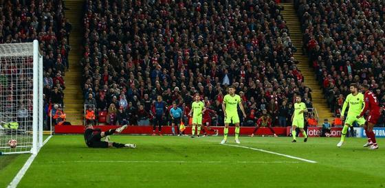 """""""Ливерпуль"""" - """"Барселона"""" 4-0. Историческая победа в полуфинале Лиги чемпионов"""