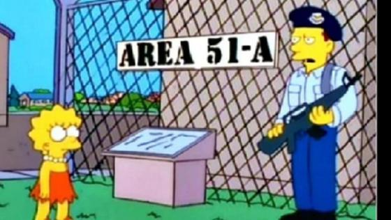 Штурм «Зоны 51» разошелся на мемы (фото, видео)