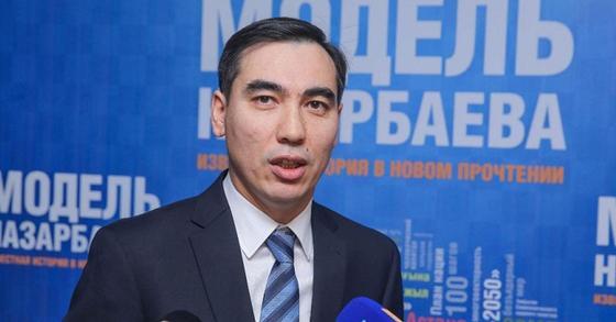 Бакытжан Темирболат стал врио начальника канцелярии президента Казахстана