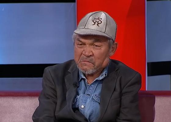 Сәкен Жиренбаев. Видеодан кадр