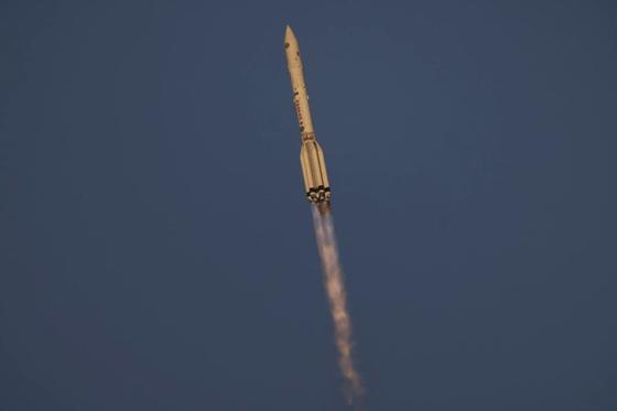 "Запуск ракеты-носителя ""Протон-М"""