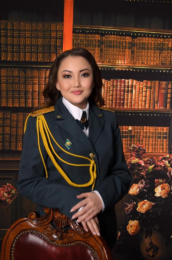 Смаилова Айнұр Серікқызы