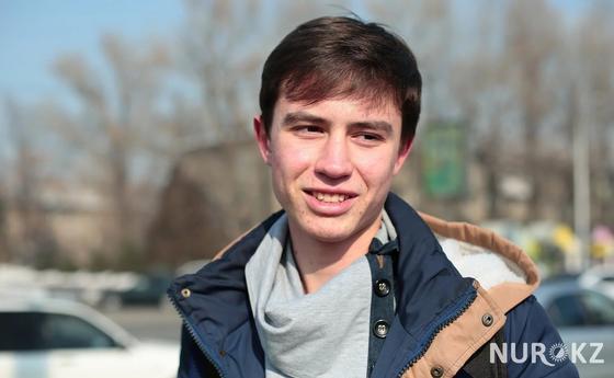 14.02 Алматинская молодежь: Мы привыкли к 14 февраля