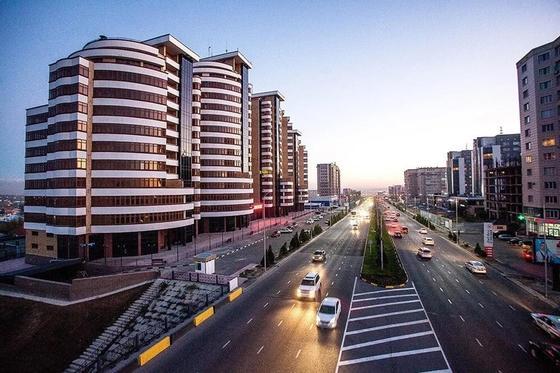 Шымкент қаласы. Фото желіден алынды