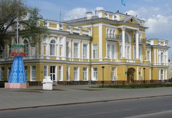 Достопримечательности города Уральск